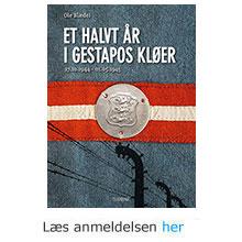 Ole Blædel: Et halvt år i Gestapos klør